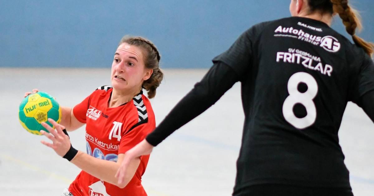 Oberliga Frauen: HSG Wettenberg bringt Spitzenreiter Oberursel erste Pleite bei - Mittelhessen