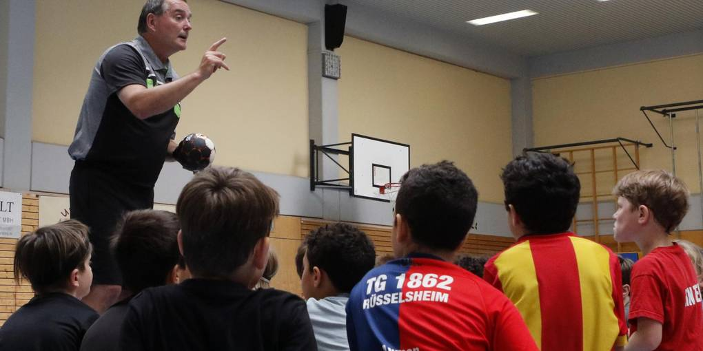 Lernen von Meistertrainer Dago Leukefeld