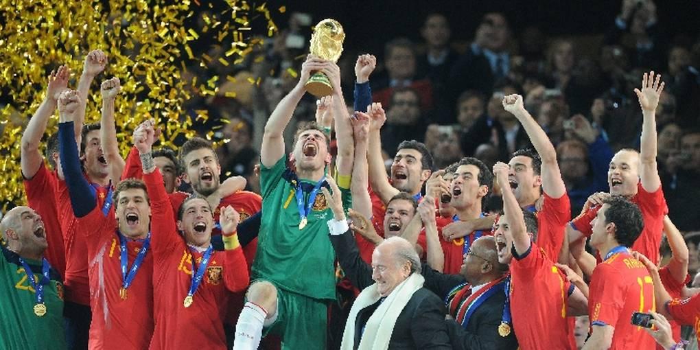 Amtierender Fußball Weltmeister