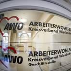 Die Wiesbadener Arbeiterwohlfahrt (Awo). Foto: Sascha Kopp