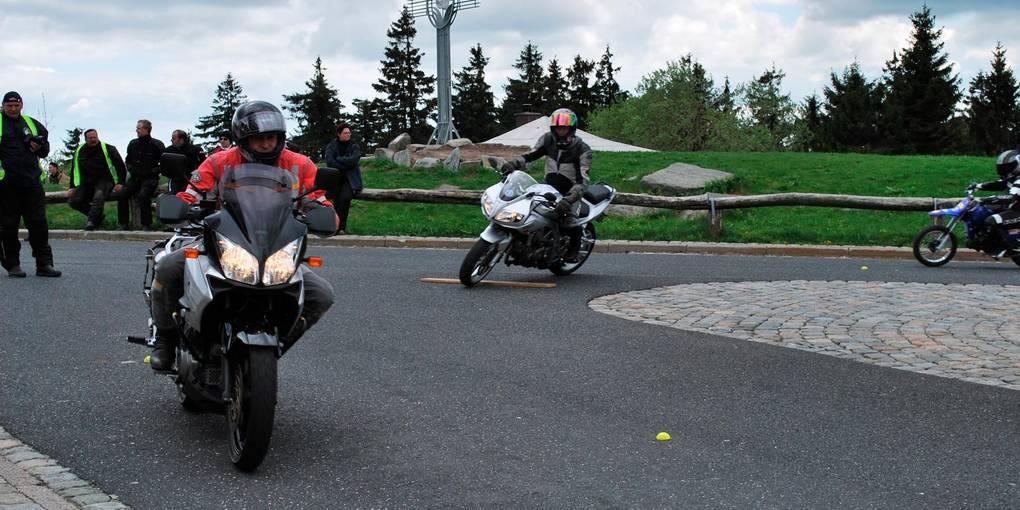 Fahrverbot Für Motorradfahrer