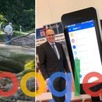 Was die Hessen dieses Jahr beschäftigt hat: Der Streik der Busfahrer, ein wütender Tornado und eine neue Warn-App. Das zeigen auch die Google Trends 2019. Fotos: dpa