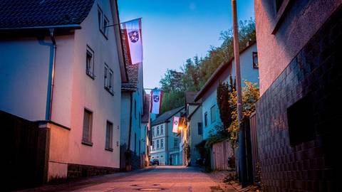 Kerwe mal anders: In Hambach ist auf den Straßen nix los, gefeiert wird aber trotzdem. Foto: Sascha Lotz