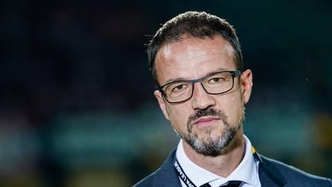 Eintracht Frankfurts Sportvorstand Fredi Bobic. Archivfoto: dpa