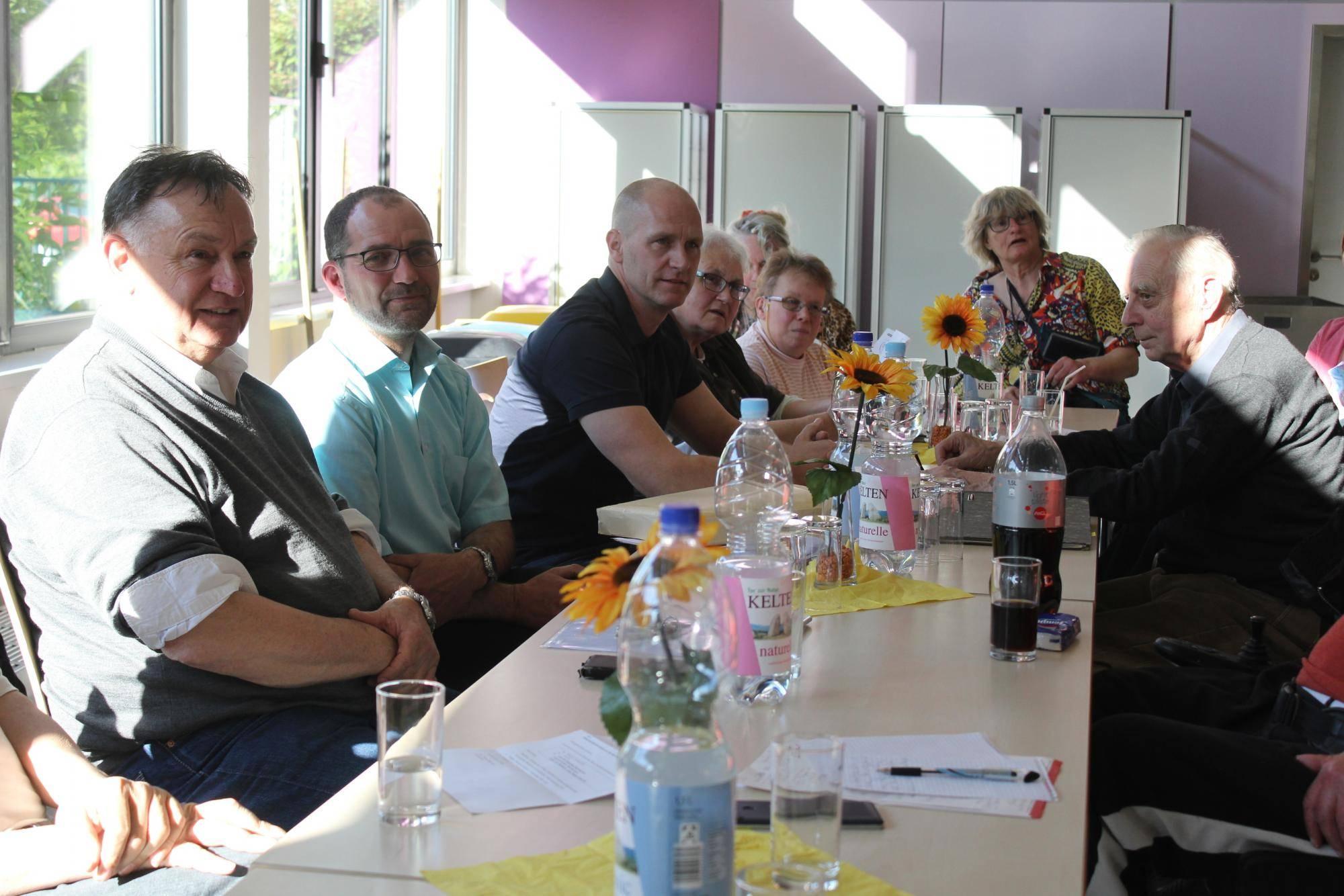 """Seniorenbeirat erörtert Thema """"Bad Kreuznach hürdenlos"""""""