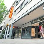 Das Dielmann-Haus in der Darmstädter Schulstraße gehört ab Januar zur Fritz Frank Schuhe + Sport KG. Im Süden Deutschlands unterhält die Firma aktuell 40 Filialen. Archivfoto: Torsten Boor