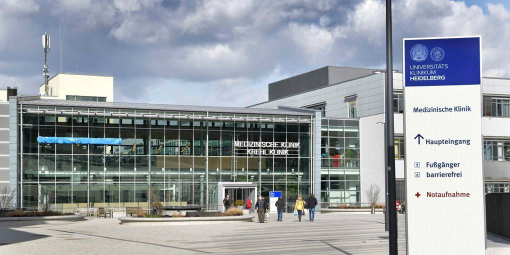 Uni Klinik Tübingen Corona