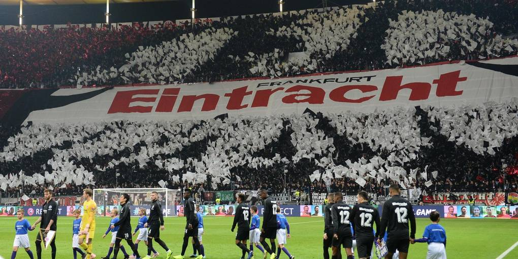 Eintracht Frankfurt: Der Triumphzug durch den Kontinent - Allgemeine Zeitung