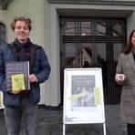 Sabine Gey und David Hermann wurden für ihren Einsatz während der Sternsingeraktion von Sankt Marien ausgezeichnet.  Foto: Montermann