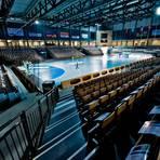 Nicht nur Heimstätte der HSG Wetzlar, sondern nun auch Platz zweier Geschäftsstellen: die Rittal-Arena. Foto: dpa