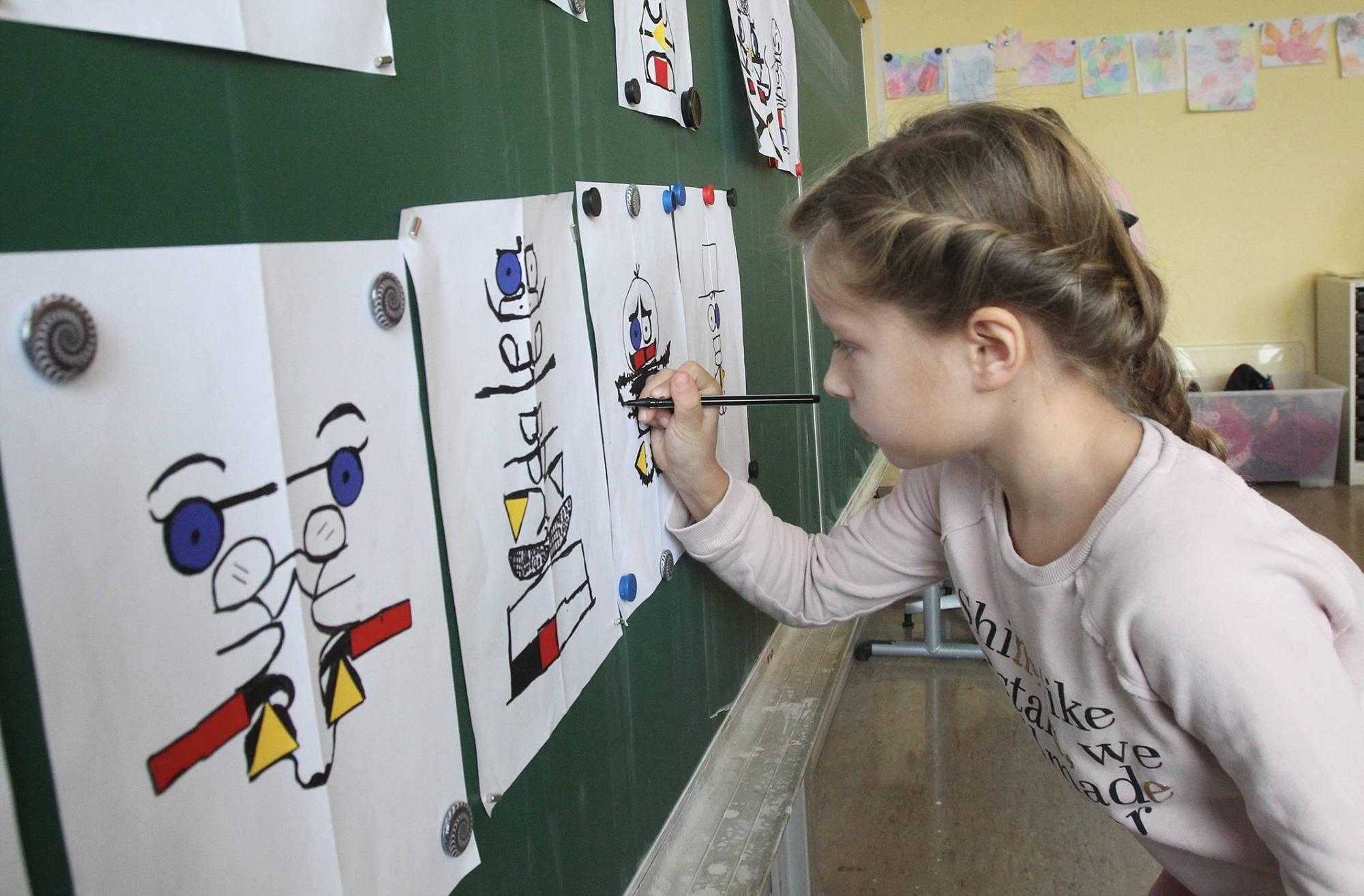 Kostheim Projekttag An Der Carlo Mierendorff Schule Zum Thema Design