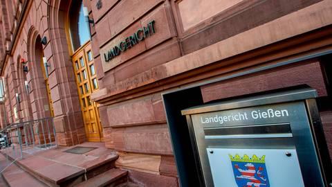 Ab Mittwoch beginnt der Prozess vor der 5. Großen Strafkammer des Gießener Landgerichts.  Archivfoto: Mosel