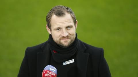 Mainz-05-Trainer Bo Svensson. Foto: dpa