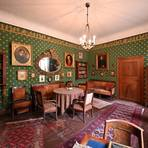 Der Rote Salon im Winkeler Brentanohaus. Archivfoto: DigiAtel/Heibel