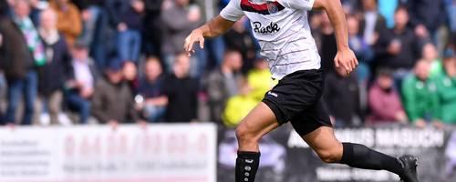 Aus Liga vier in Liga fünf, aber wohl bald schon wieder oben: Erdinc Solak stürmt ab sofort für den FC Gießen. Foto: dpa