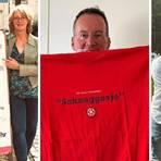 Die Mainzer OB-Kandidaten Tabea Rößner, Nino Haase und Michael Ebling befüllen fleißig ihre Kanäle in den Sozialen Medien. Screenshots: VRM