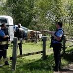 Nach der Attacke sind die beiden Bullen aus dem Stall ausgebrochen. Foto: 5vision.media