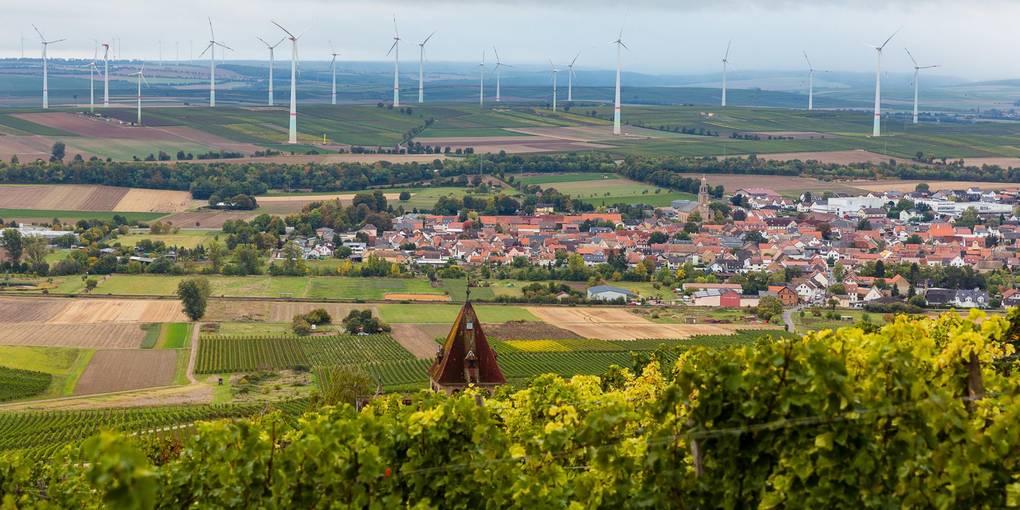 Klimaschutz trifft Panoramablick - Allgemeine Zeitung