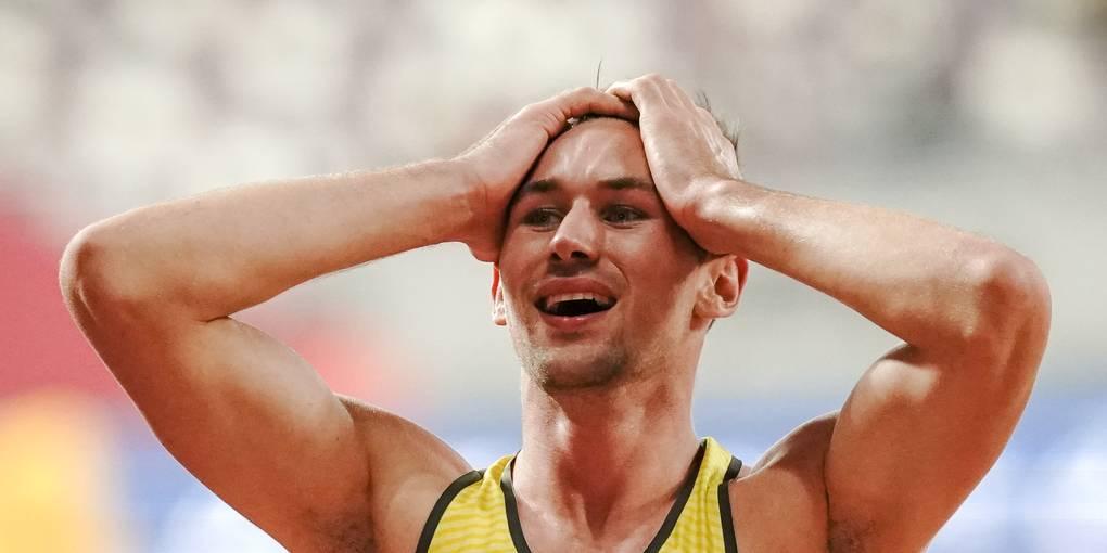 """Nun noch der """"Bambi"""": Niklas Kaul und sein Medien-Marathon"""