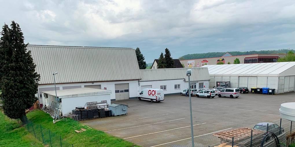 Die PF-Schweißtechnologie GmbH will sich erweitern. Dazu hat sie ein Nachbargrundstück erworben.  Foto: Spychalski-Merle