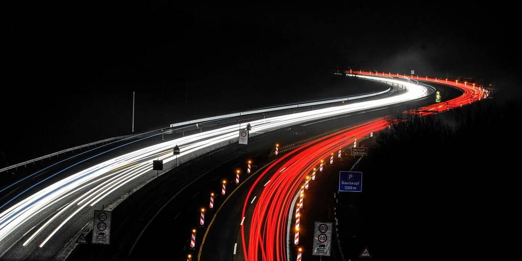 Verkehr A45