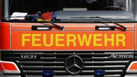 Feuerwehr im Einsatz. Symbolbild: Harald Kaster