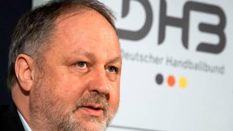 Reagiert auf den Mitgliederschwund: Andreas Michelmann, Präsident des Deutschen Handball-Bundes. Foto: dpa