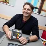 """Nach seiner preisgekrönten CD """"Glücksache/Glücksuche"""" bringt Hofmann im Spätsommer ein neues Album heraus. Zu einem Teil der Lieder gibt es auch Videoclips zu sehen. Archivfoto: Thorsten Gutschalk"""