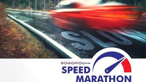 Speedmarathon 2021 - Halbzeitbilanz der hessischen Polizei