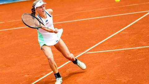TSC-Spielerin Sinja Kraus gehört bei den Mainz Open stets zu den Favoritinnen. Archivfoto: Babak Momeni