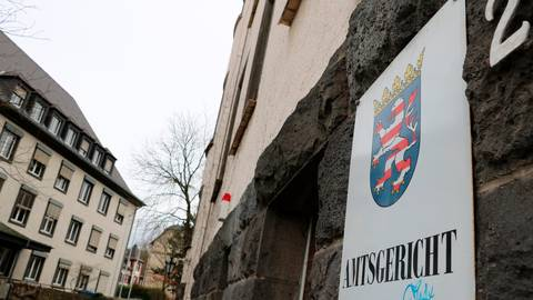 Amtsgericht Wetzlar.  Foto: Jörgen Linker