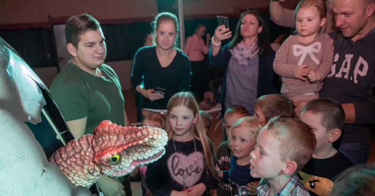 """Lampertheim: """"Jurassic Live"""" informiert über Dinos - Lampertheimer Zeitung"""