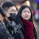 Haben sich auch in Frankfurt Menschen mit dem Coronavirus angesteckt? Foto: dpa