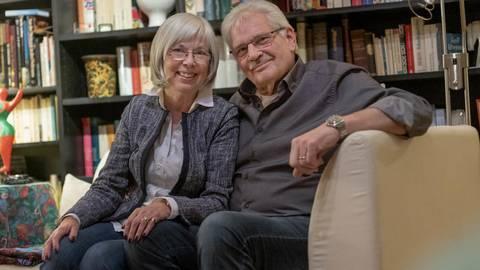 Marianne Und Christian Wieser Feiern Goldene Hochzeit