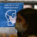 Die Maskenpflicht wurde in Deutschland übers Jahr immer weiter ausgedehnt. Foto: dpa