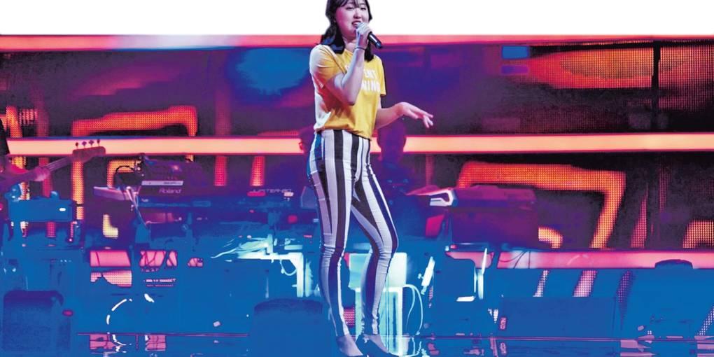 Eun Chae Rhee Aus Herbstein Will The Voice Of Germany Werden