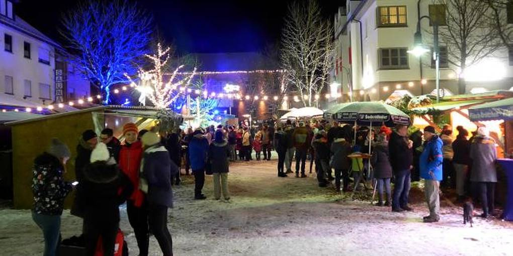Weihnachtsmarkt Fürth.Winterlicher Weihnachtsmarkt In Fürth