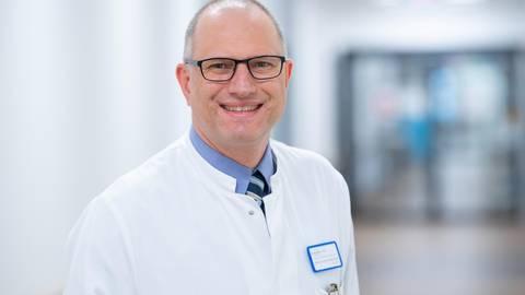 Christian Weiß ist neuer Vorsitzender des Fördervereins Klinikum Darmstadt. Foto: Klinikum