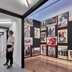 Der Kalte Krieg bescherte dem Beruf des Kundschafters Konjunktur: Blick in die Schirn-Ausstellung. Foto: Norbert Miguletz
