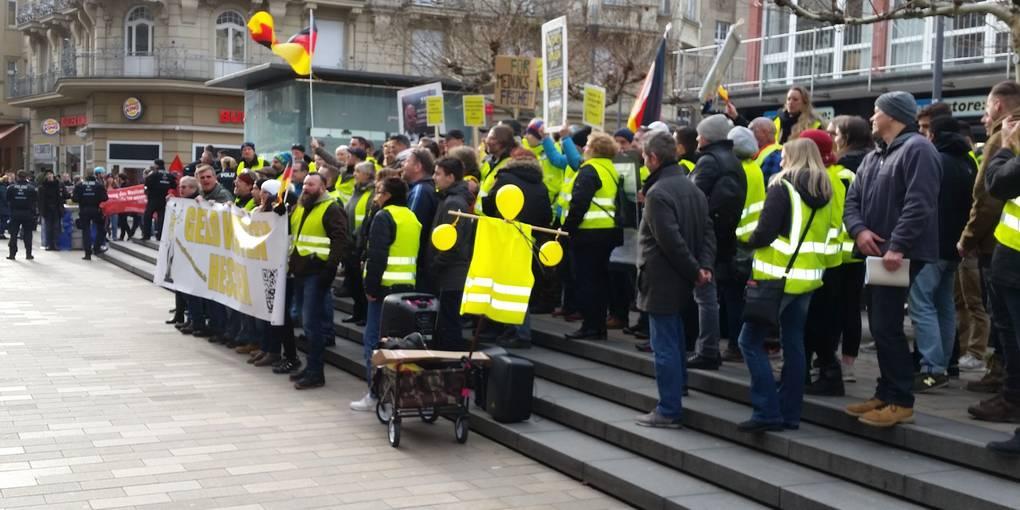 Demo Wiesbaden