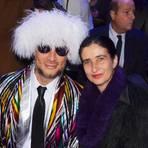 Anja trifft einen lustigen Modeinteressierten. Foto: Anja Kossiwakis