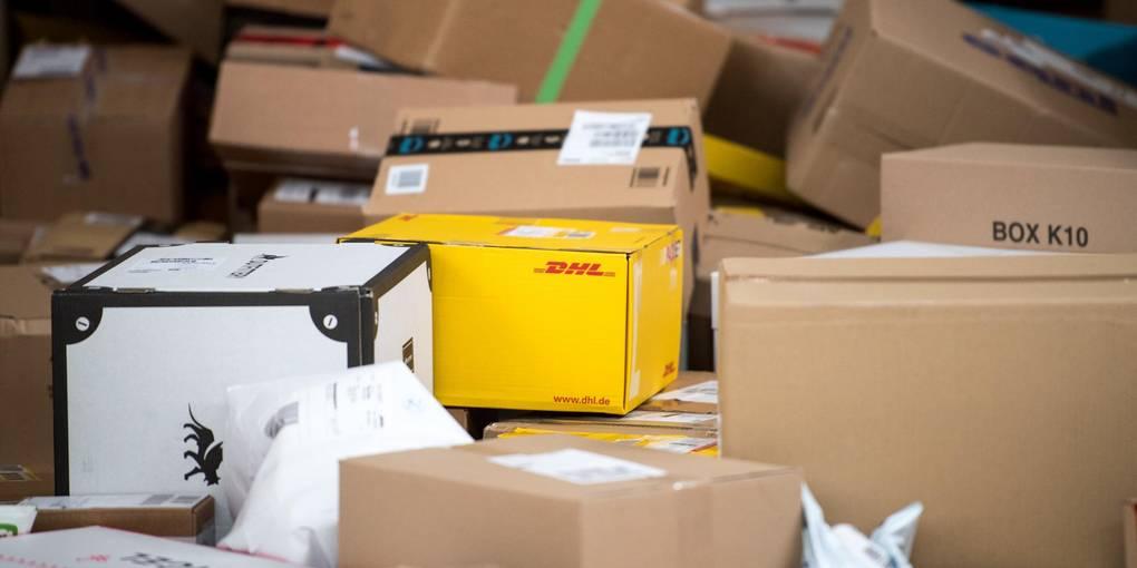 Paket Nicht Zugestellt