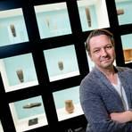 Die Neugestaltung der Archäologischen Abteilung des Bensheimer Museums ist schon einige Monate lang abgeschlossen. Doch fürs Publikum öffnen konnte der Direktor Christoph Breitwieser die Dauerausstellung bislang wegen der Corona-Bestimmungen noch nie.  Foto: S. Lotz