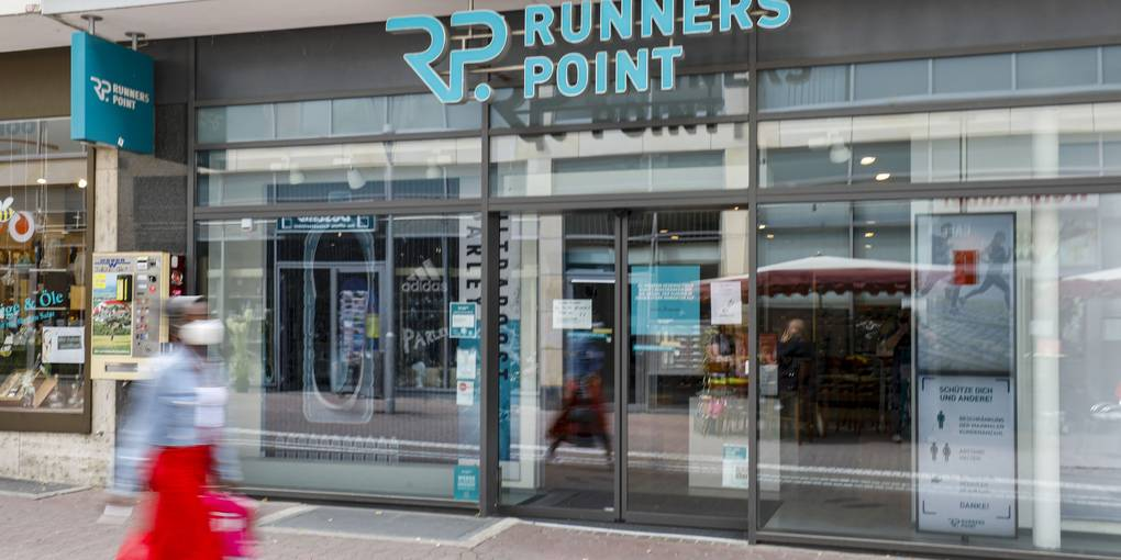 Runners Point Mainz