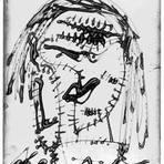 Mit der Uhugraphie tritt weniger die realistische Abbildung in ihre Rechte, dafür mehr der Wille zur Interpretation. Das zeigt diese Porträts von Bruno Erdmann. Foto: Heinz W. Lotz