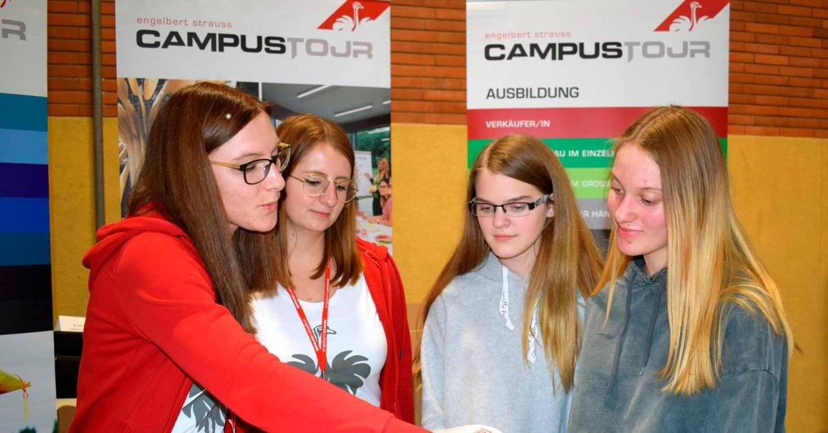 Der Beruf muss vor allem Spaß machen - Beratung in Büdingen - Kreis-Anzeiger
