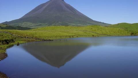 Der Ponta do Pico ist Portugals höchster Gipfel.Foto: Zicha-Pietrasik  Foto: Zicha-Pietrasik