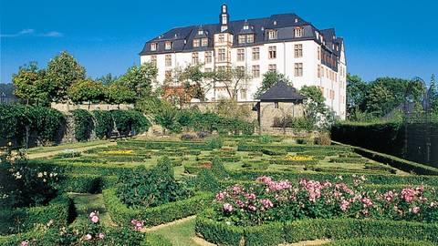 Das Idsteiner Schloss im Renaissance-Stil. Fotos: Hubert Berberich, Idstein, Ralf Ziegler