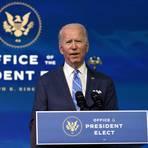 Joe Biden hat vom ersten Tag an viel vor. Mit seinem Amtsantritt übernimmt er viele Krisen, die Donald Trump ihm hinterlässt. Foto: Matt Slocum/AP/dpa
