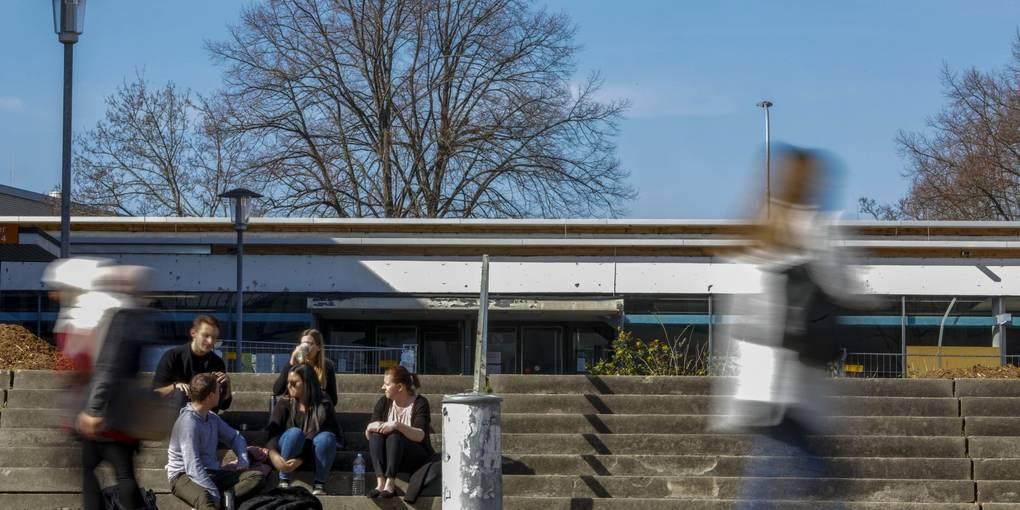 Supermarkt, Hotel: Wie kann der Mainzer Uni-Campus belebt werden? - Allgemeine Zeitung